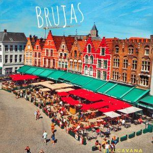 Ville de Bruges. Les sorcières que voir en un jour