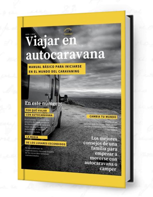 ebook de voyage camping-car