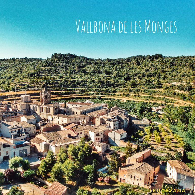 Vallbona de les Monges ( Urgell )