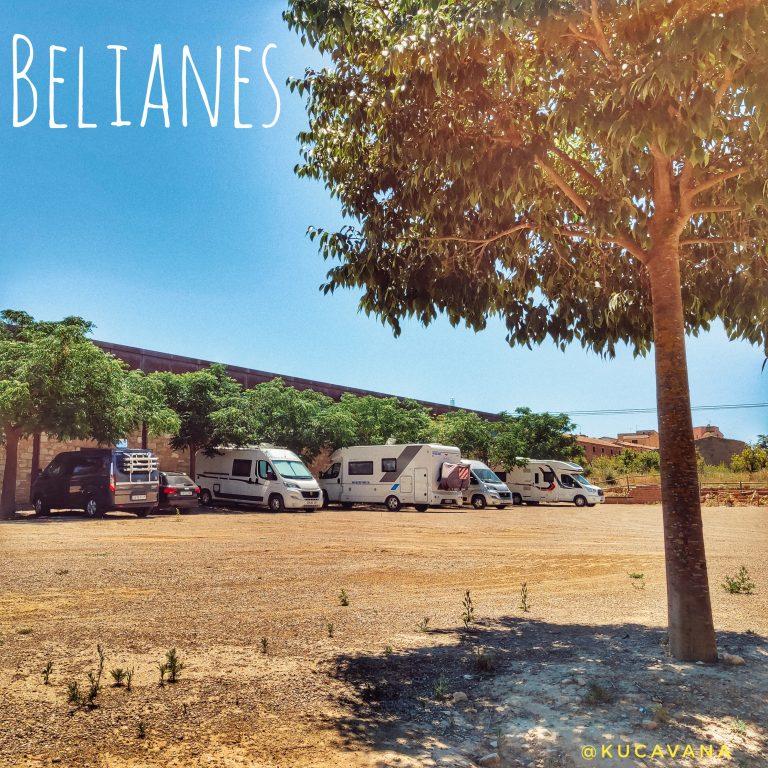 Belianes Lleida