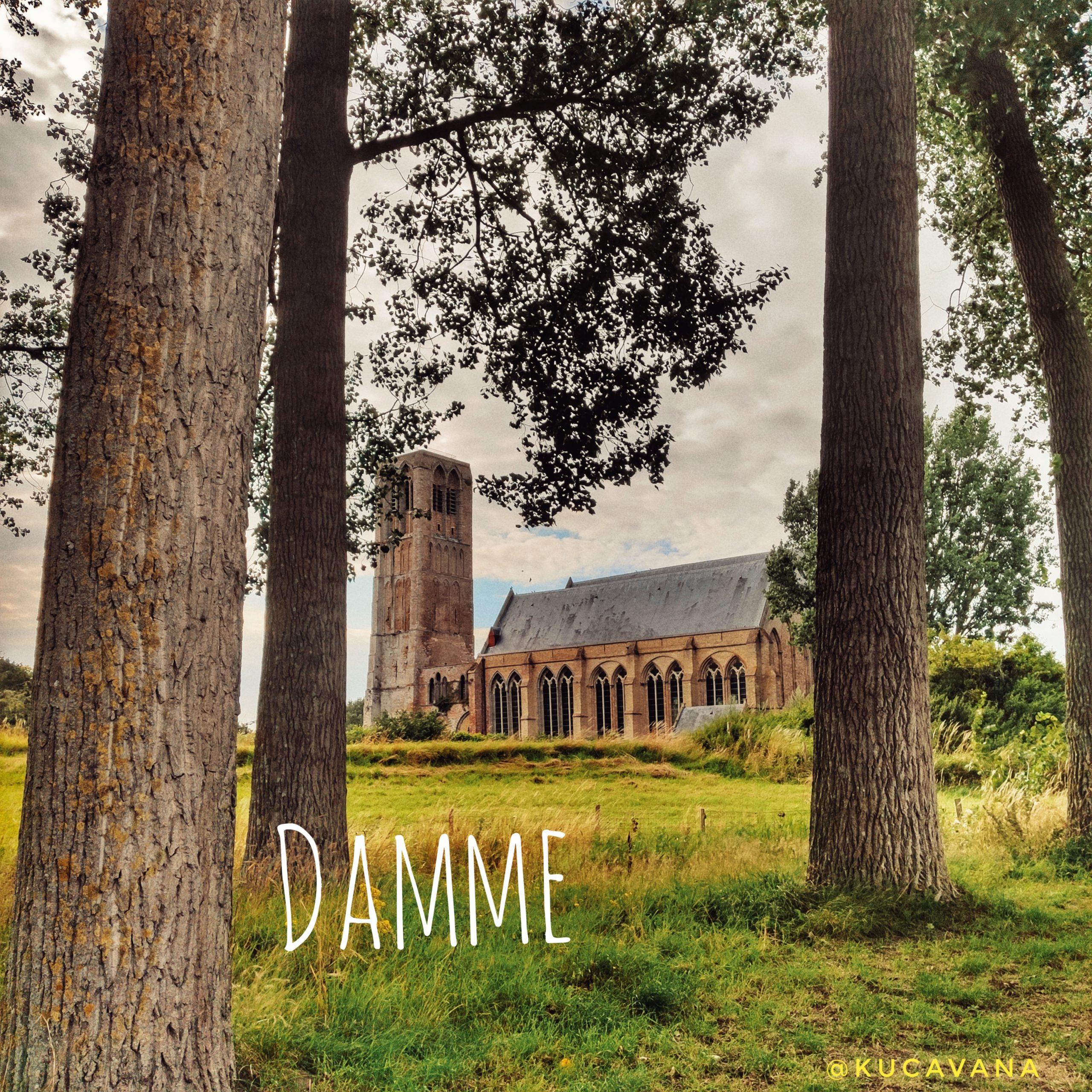 Damme un charmant petit village en Belgique. Que voir et faire?