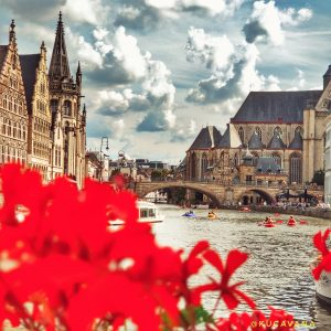 Gante visitar y Gante Belgica que ver en un dia