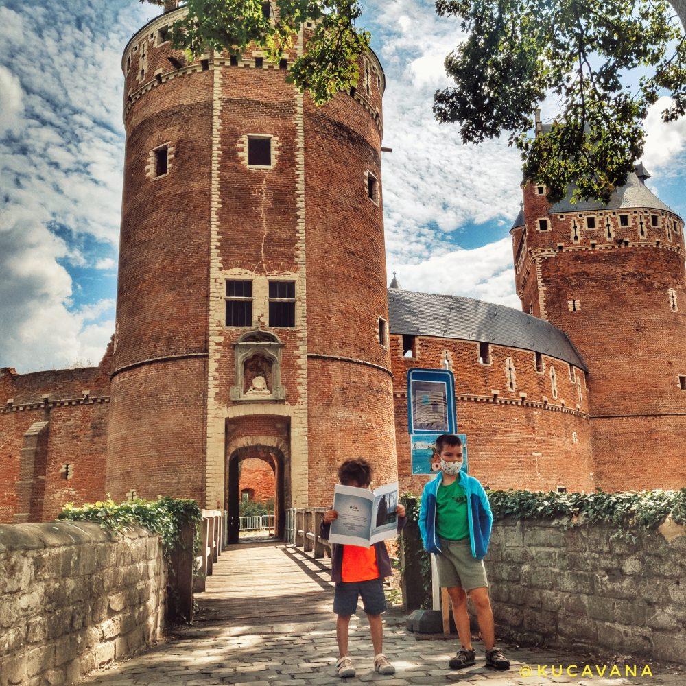 Beersel castillos belgica