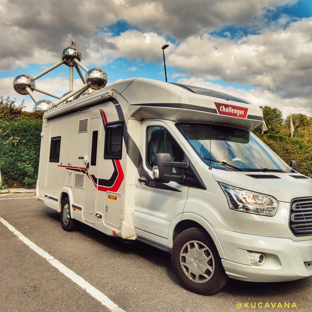 Un estudio alemán demuestra que viajar en autocaravana es sostenible medioambientalmente
