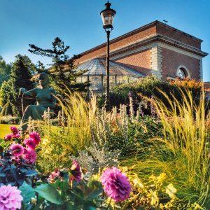Lovaina jardí botànic. Lovaina a veure en un dia