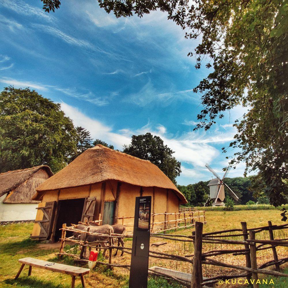 museo al aire libre belgica de Bokrijik