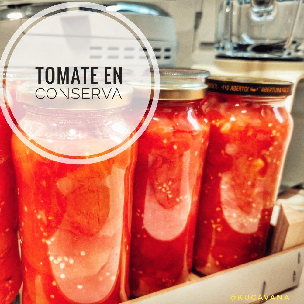 Cómo hacer tomate en conserva paso a paso de forma fácil