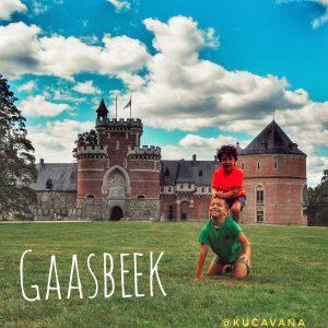 Gaasbeek, un castillo belga de cuento de hadas