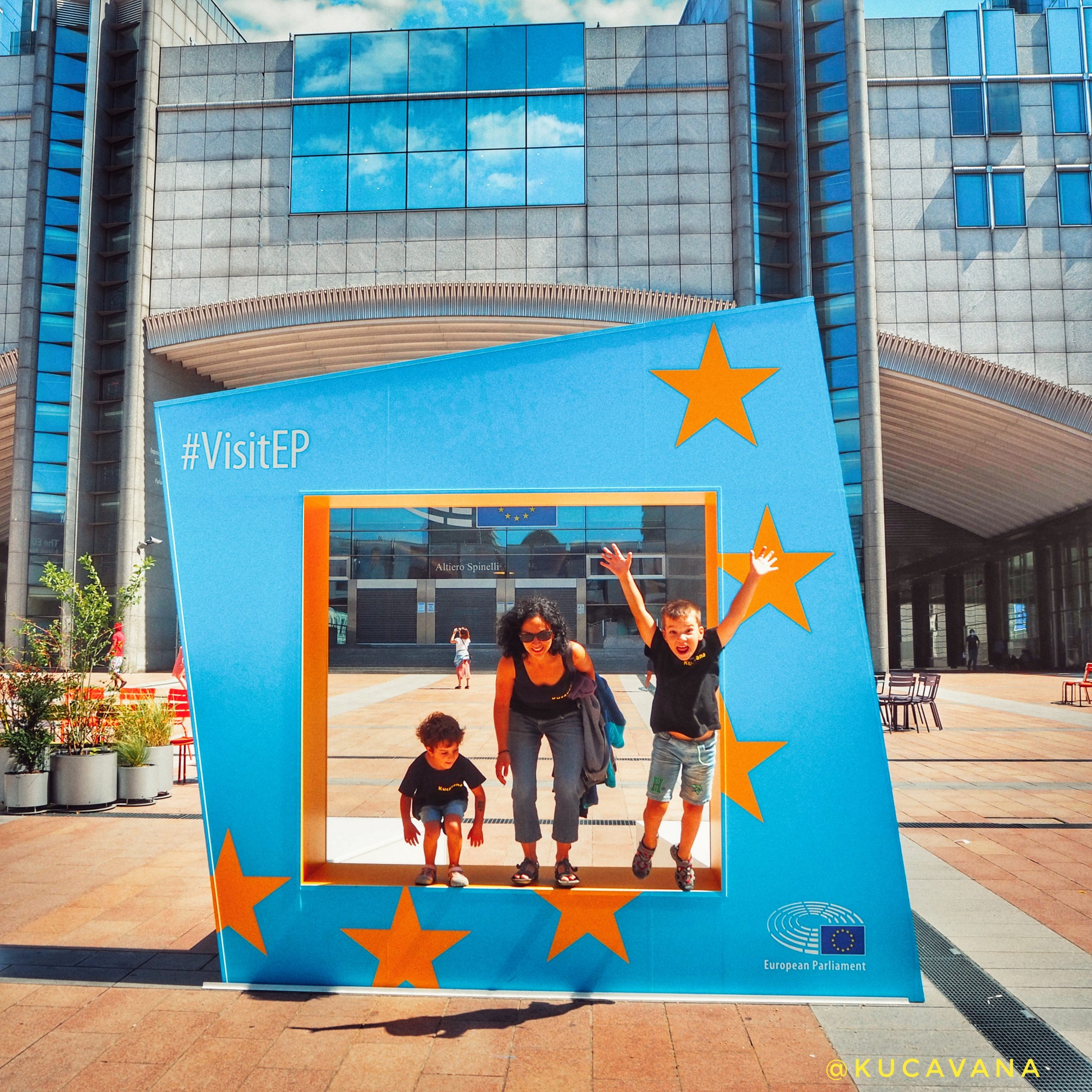 Bruselas que hacer con niños
