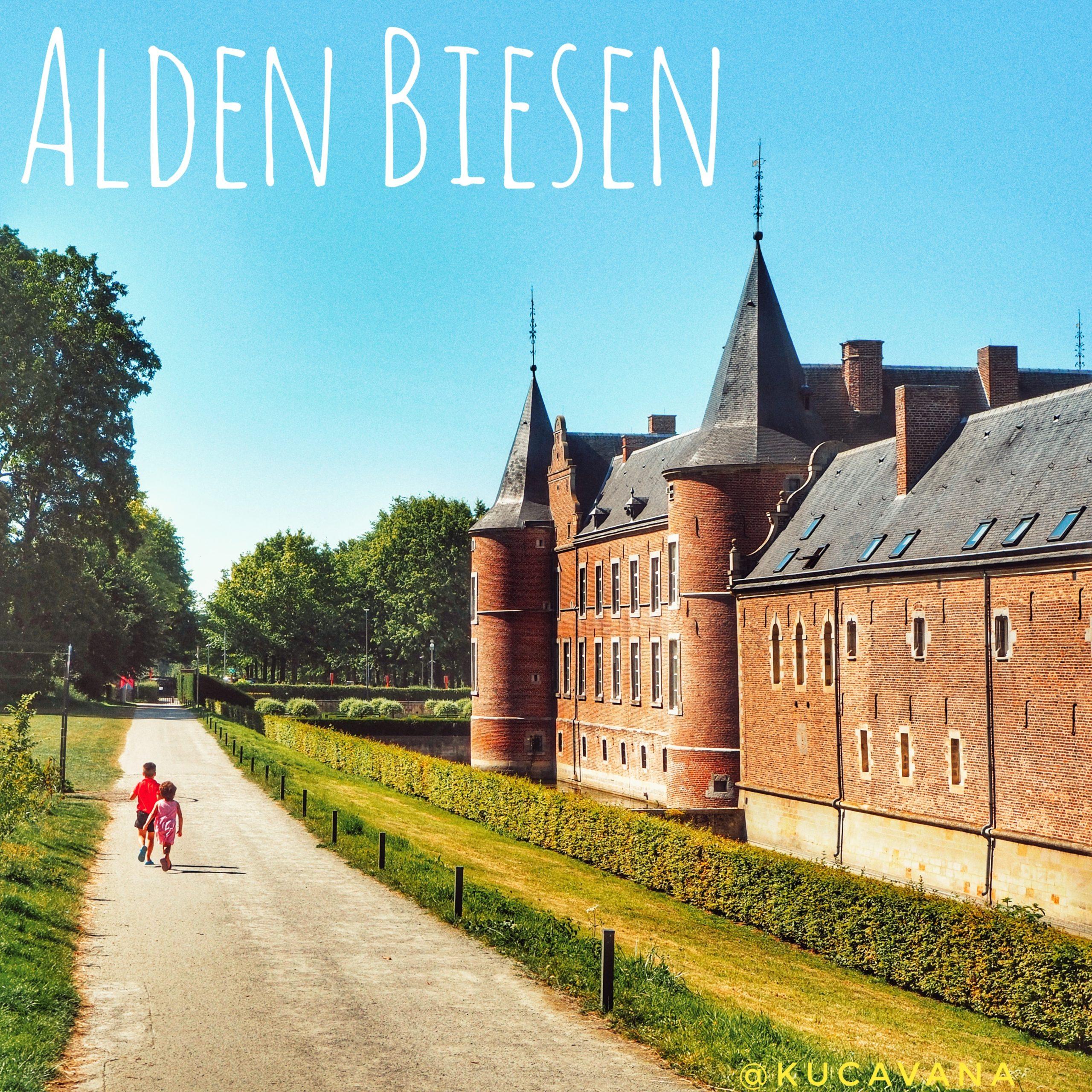 Alden Biesen, un dels castells més grans de Bèlgica