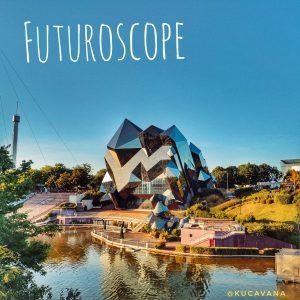Futuroscope en autocaravana, una parada imprescindible en una ruta por Francia con niños