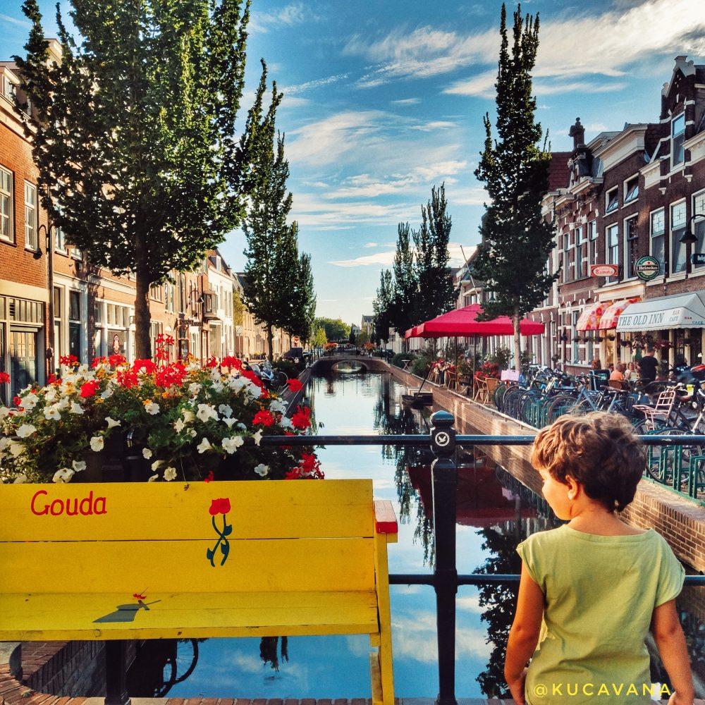 Gouda Holanda : queso guouda y mucho más