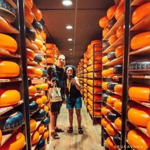 Cheese Experience Gouda queso y experiencia única en Holanda
