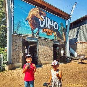 Gouda que ver con niños: Dino experience