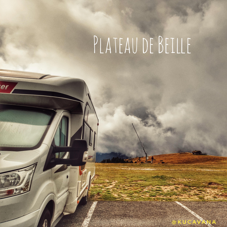Beille, la meilleure vue à 360º sur les Pyrénées