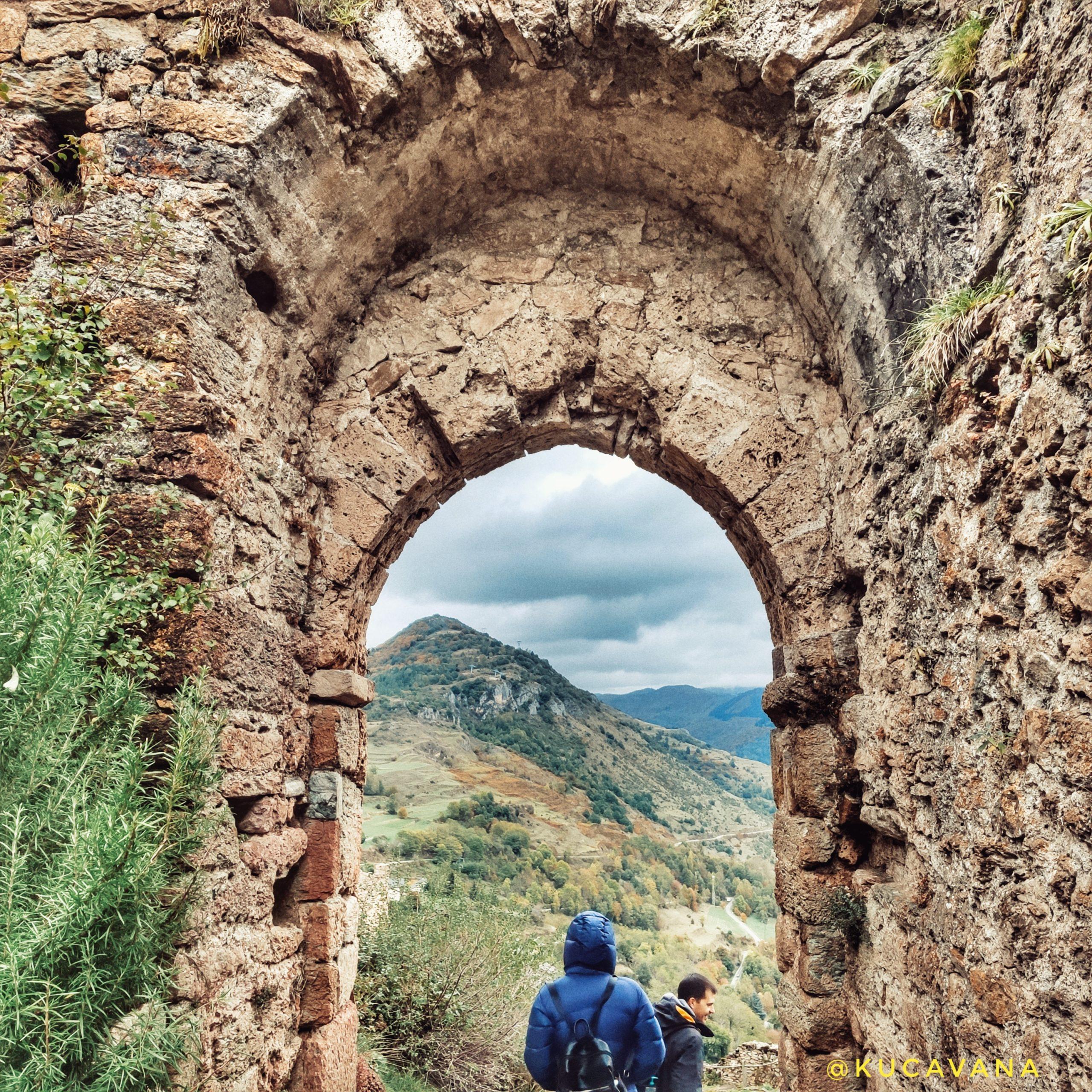 Castillo de Lordat