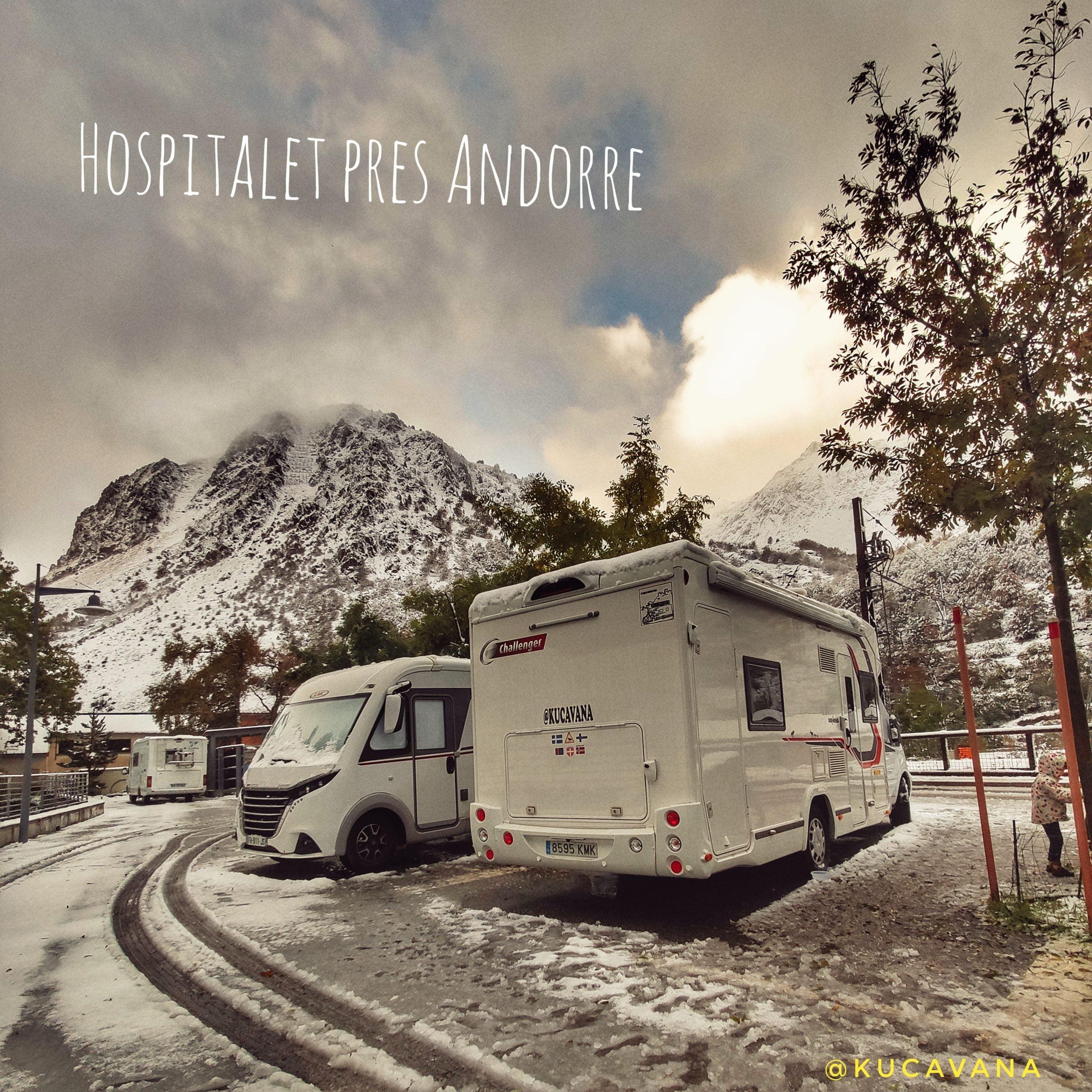 Hospitalet pres Andorre, el cruce de caminos ideal como campo base