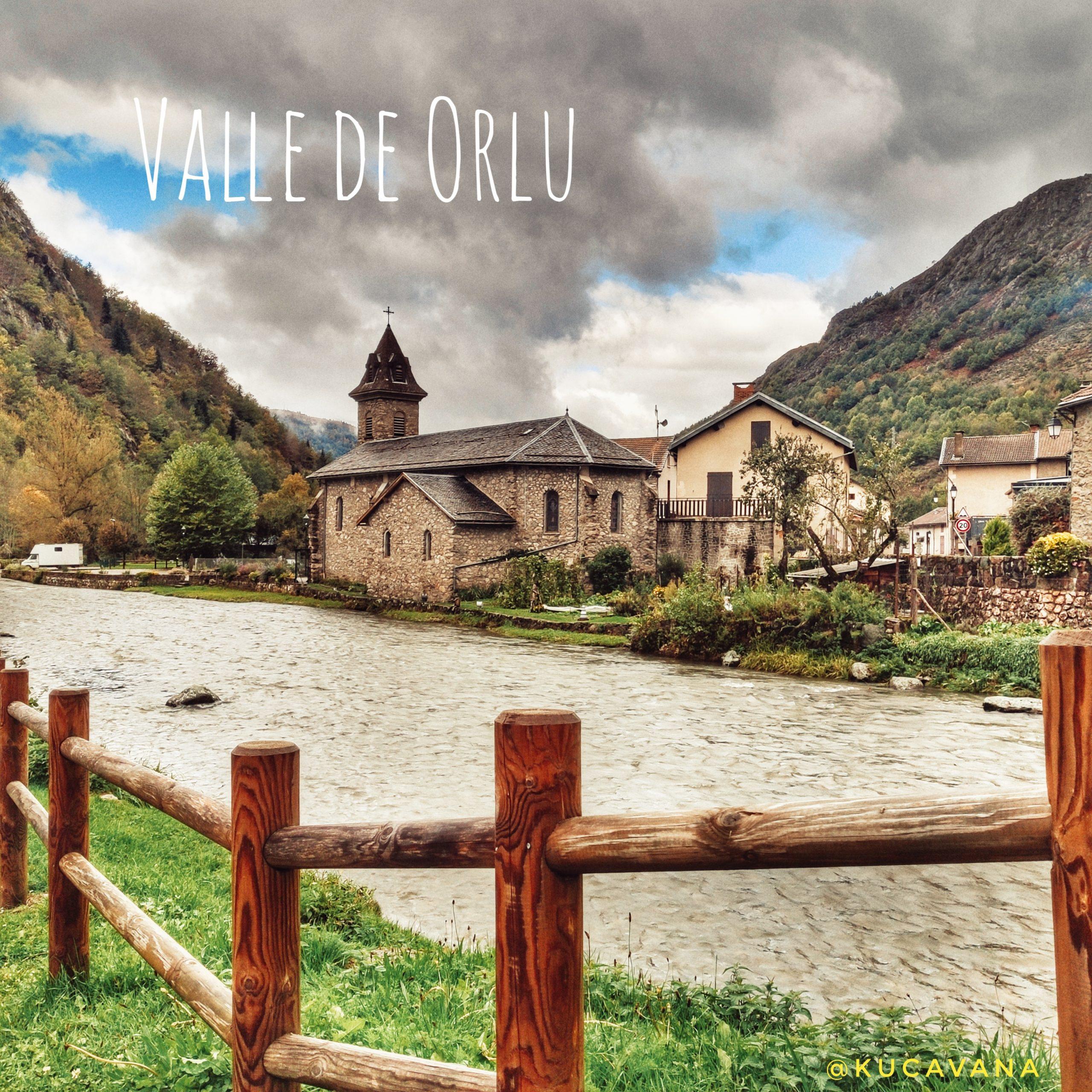 Valle de Orlu: Pirineos franceses con niños