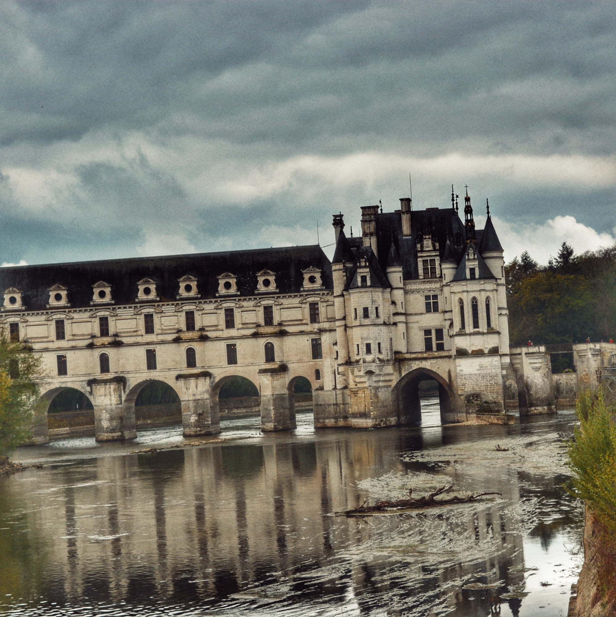 Ruta Castillos del Loira: El Castillo Chenonceau + 8 castillos más