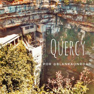 De ruta por el Parque Natural du Quercy en Francia por @blankaonroad
