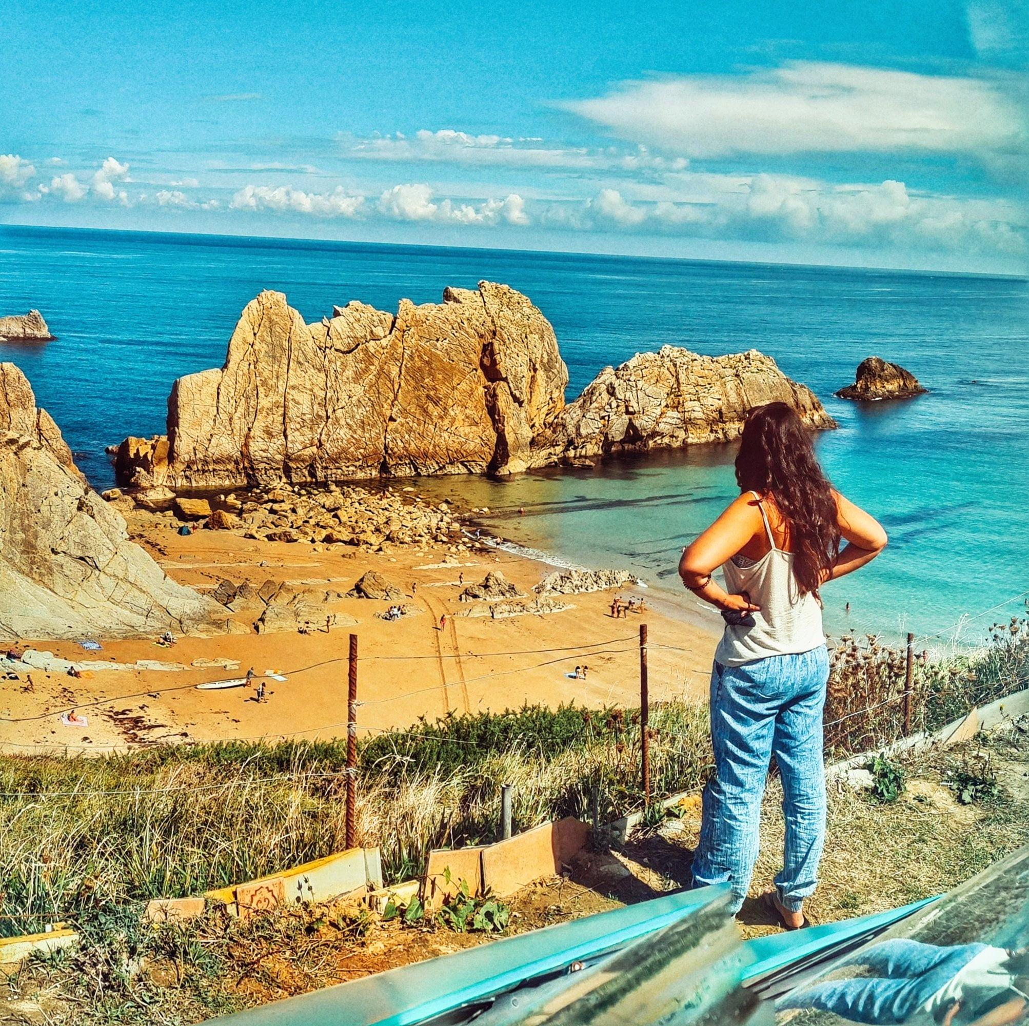 Cantabria en furgoneta camper: 2 playas que no te debes perder