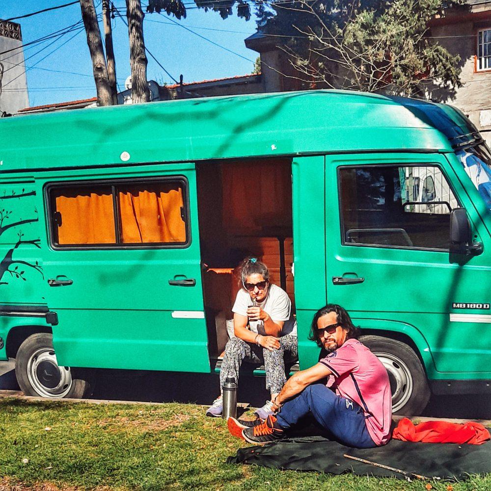 Argentina en autocaravana, ruta 40