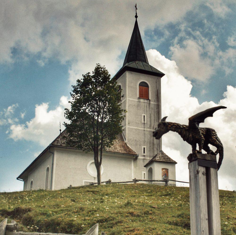 Eslovenia en autocaravana. Solvaca ruta panoramica