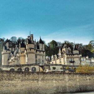 Els Castells de el Loira amb nens: El Castell de la Bella dorment en Ussé
