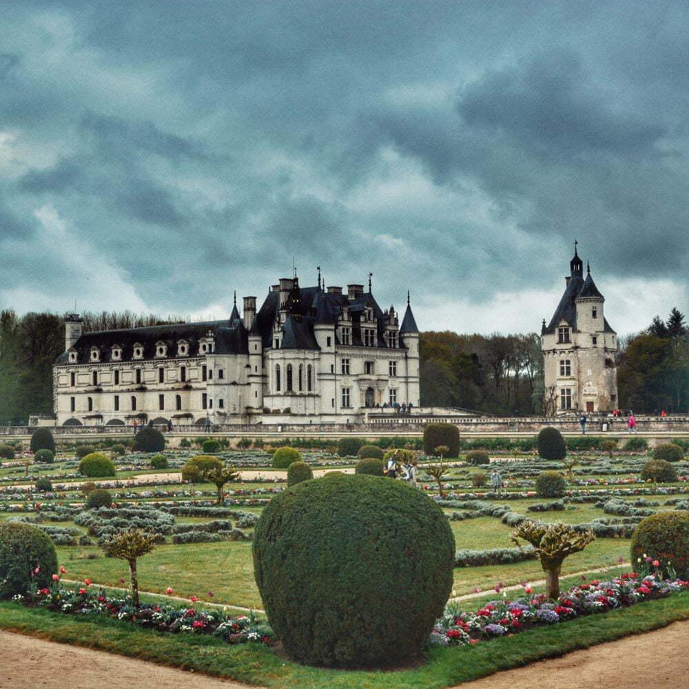 Uno de los 9 castillos del Loira imprescindibles: Castillo de Chenonceau