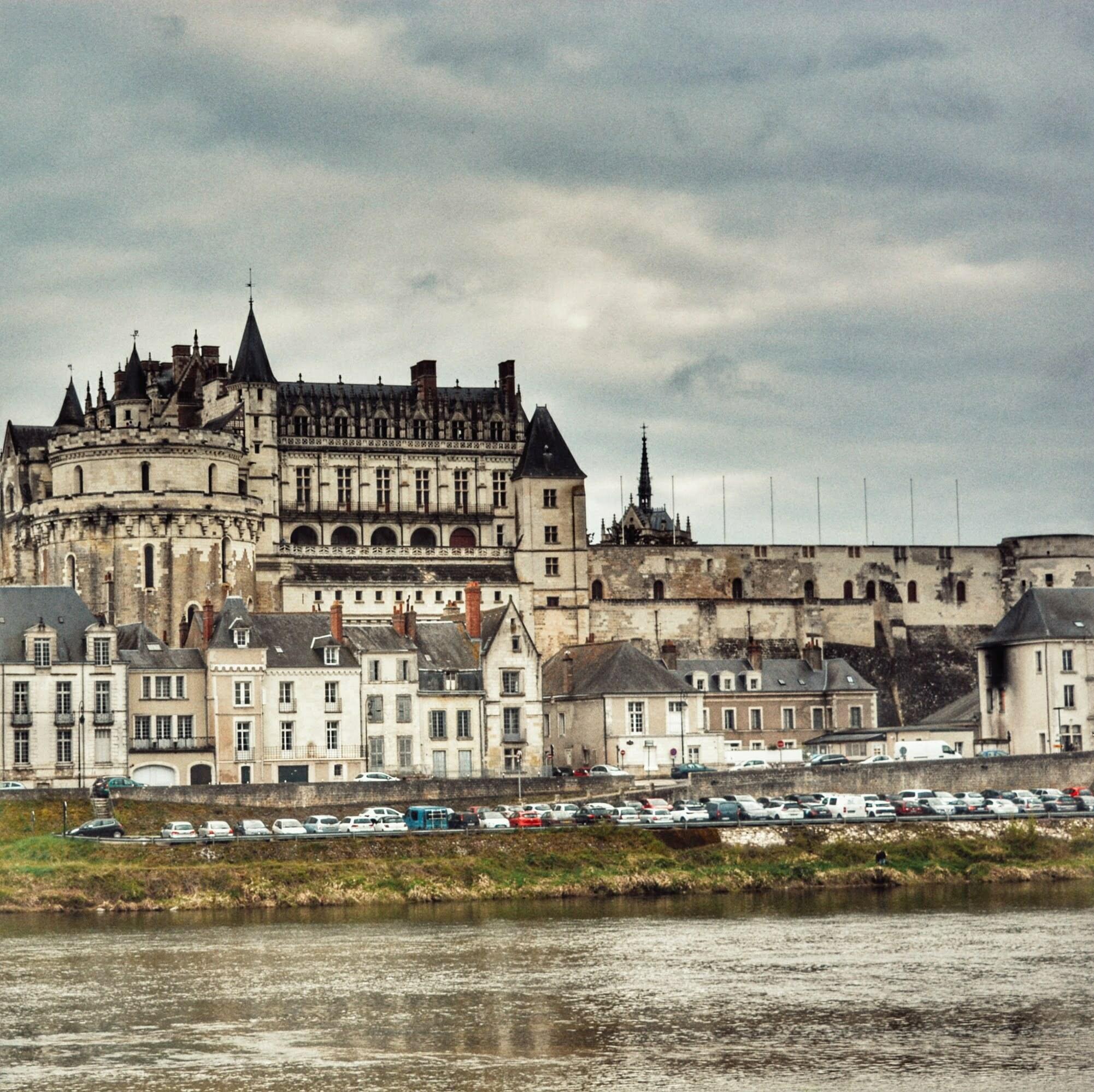 El Castillo de Amboise, donde está enterrado Da Vinci + 8 castillos más
