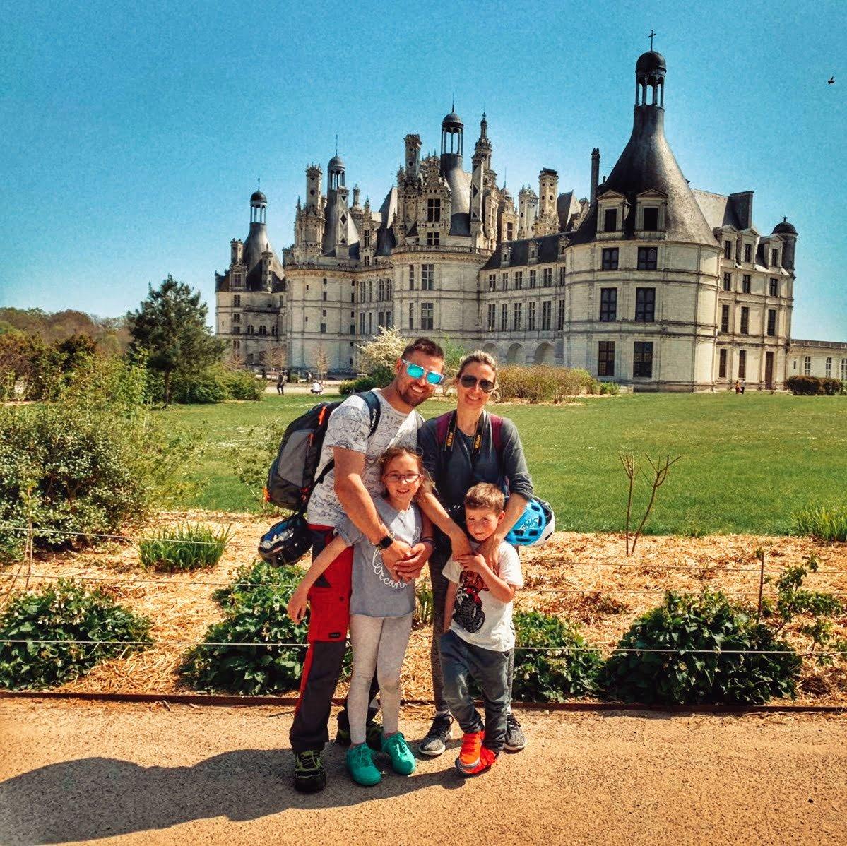 Ruta Castillos del Loira en autocaravana: Chambord, el castillo más grande del Loira + 8 castillos más