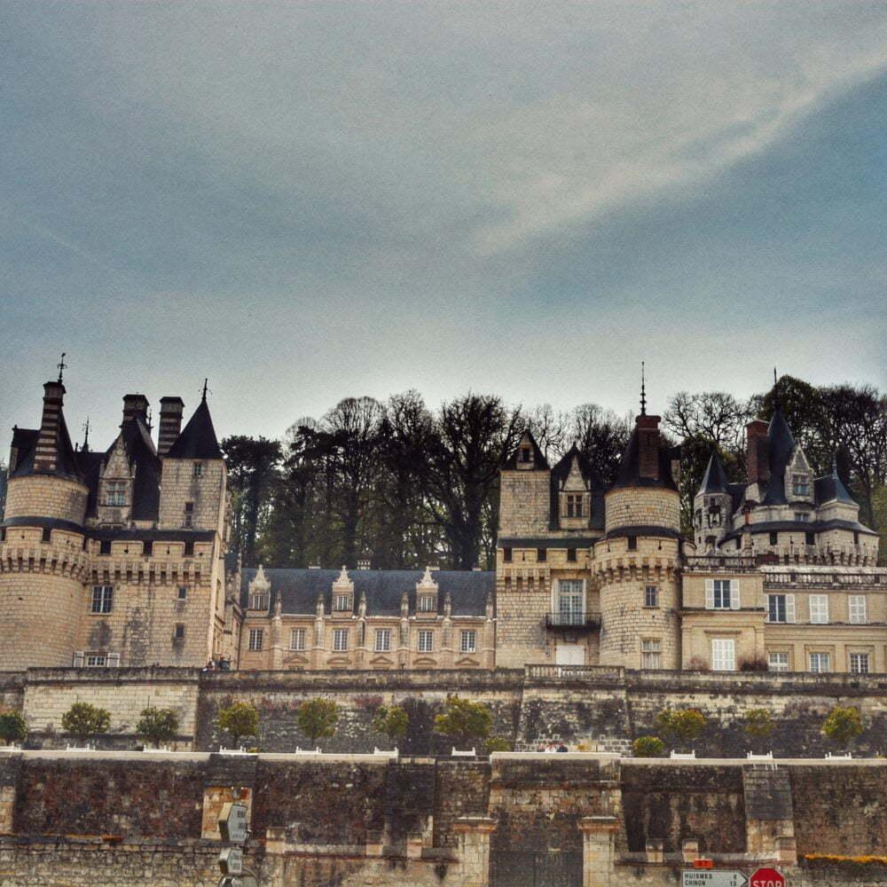 Castillo de Ussé un imprescindible de los castillos del Loira con niños. El castillo de la Bella Durmiente