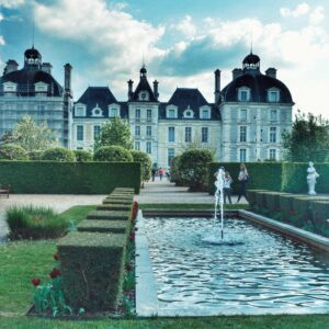 Ruta Castillos del Loira en autocaravana: Cheverny, el castillo de Tintín + 8 castillos más