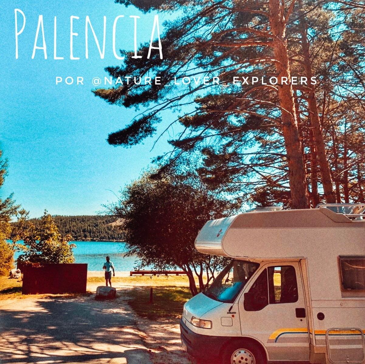 Palencia en autocaravana