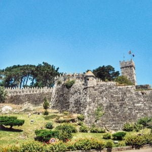 Discover Baiona by motorhome or camper