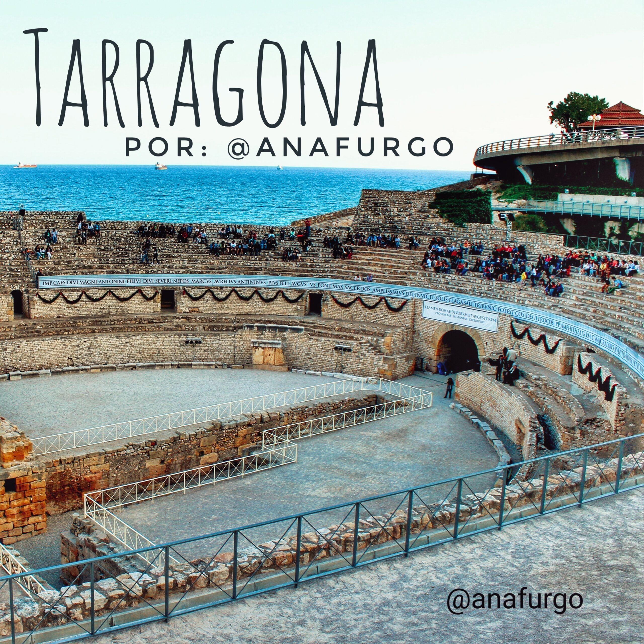 Una ruta por Tarragona en autocaravana o furgo entre Patrimonio de la Humanidad y playas tranquilas por @anafurgo