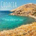 7 días por Croacia en autocaravana o furgo por @mimosvan