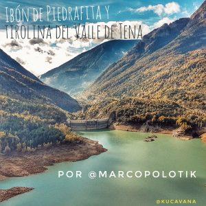 Escapada al Ibón de Piedrafita y a la tirolina más larga de Europa por @marcopolotik