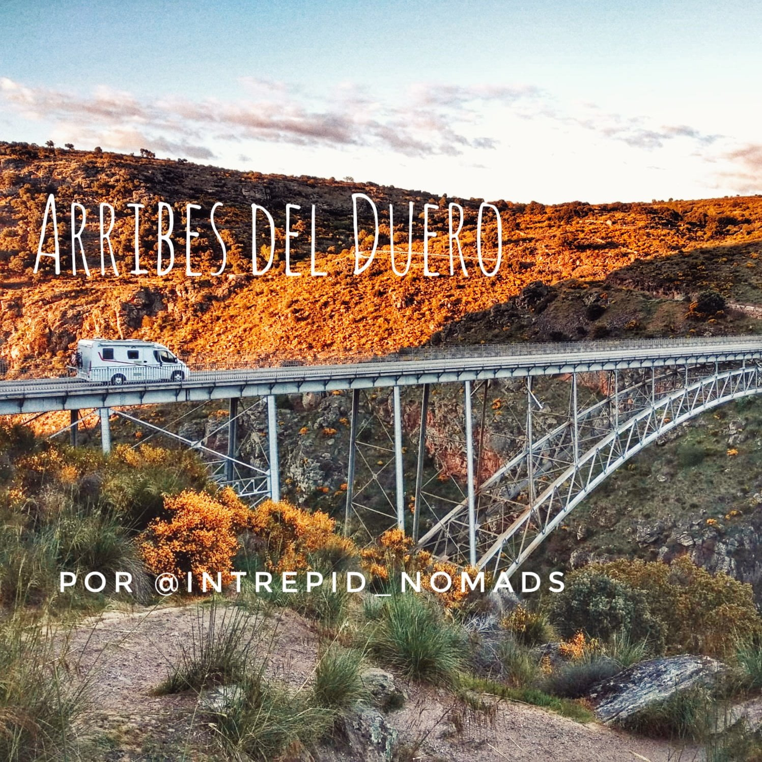 Getaway through Arribes del Duero di @intrepid_nomads