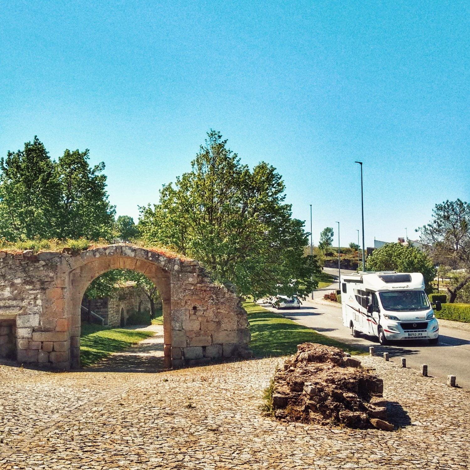 Ruta por los Arribes del Duero en autocaravana: