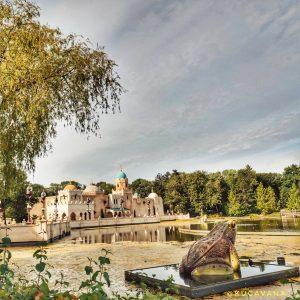 Efteling park en Holanda