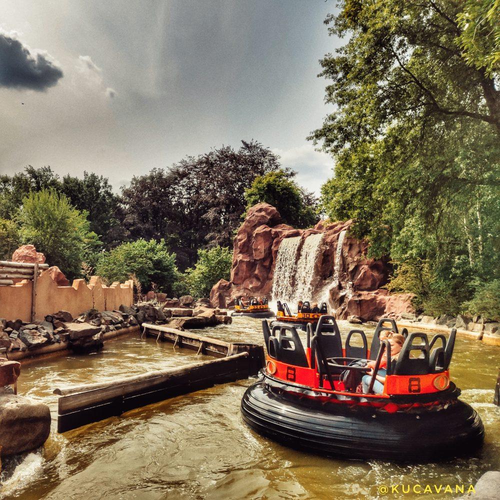 Efteling atracciones del parque de atracciones más antiguo de Europa