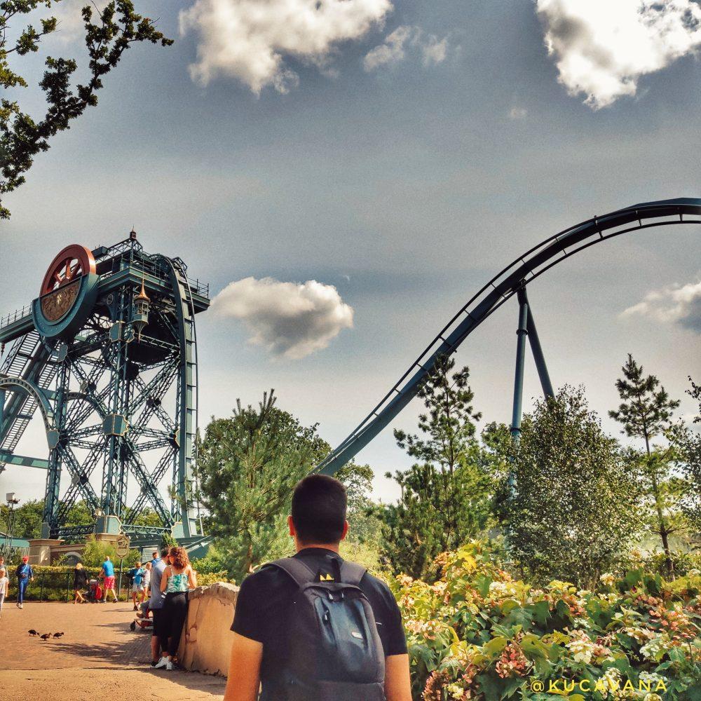 Efteling opiniones, parque de atracciones en Holanda