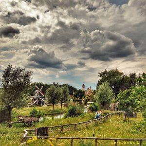 Efteling park, parque de atracciones Holanda