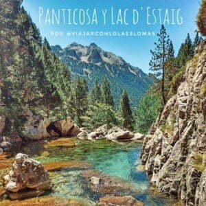 Lire la suite de l'article Route de Panticosa au lac d'Estaig par @viajarconlolaeslomas