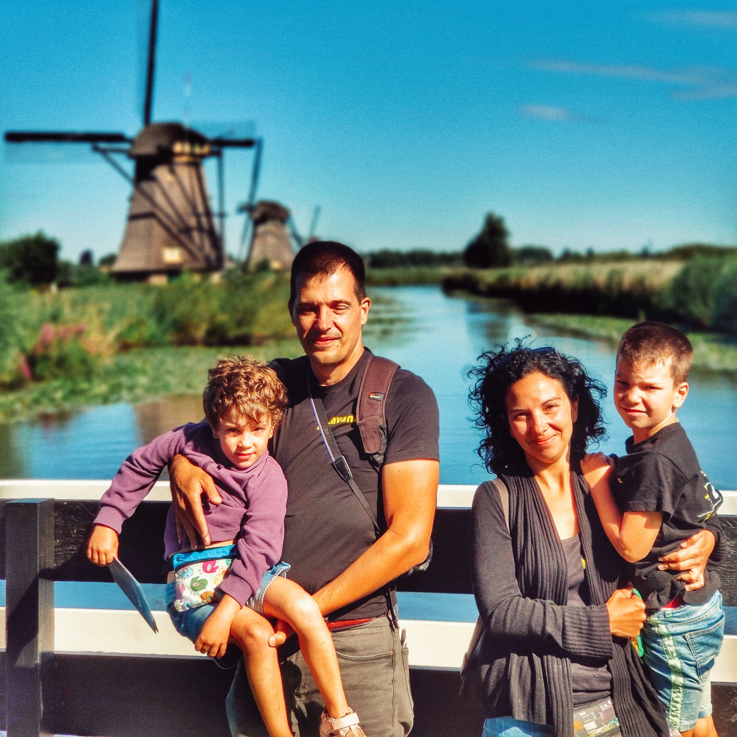 Lee más sobre el artículo ⭐ Holanda en autocaravana o camper: Ruta con 10 destinos imprescindibles ⭐