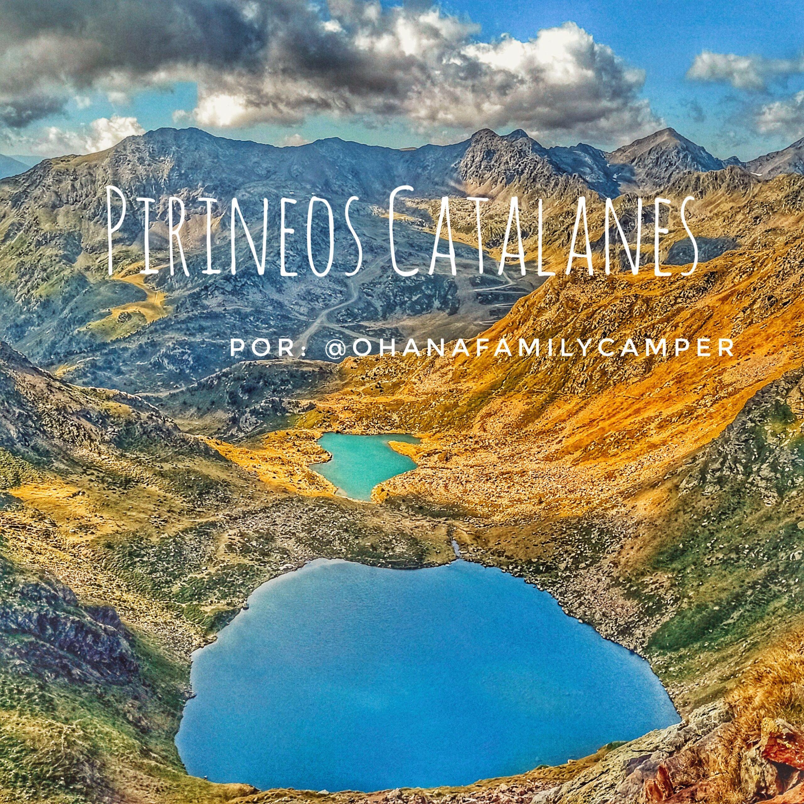 Percorri 11 destinazioni nei Pirenei catalani con i bambini in camper o furgone di @ohanafamilycamper