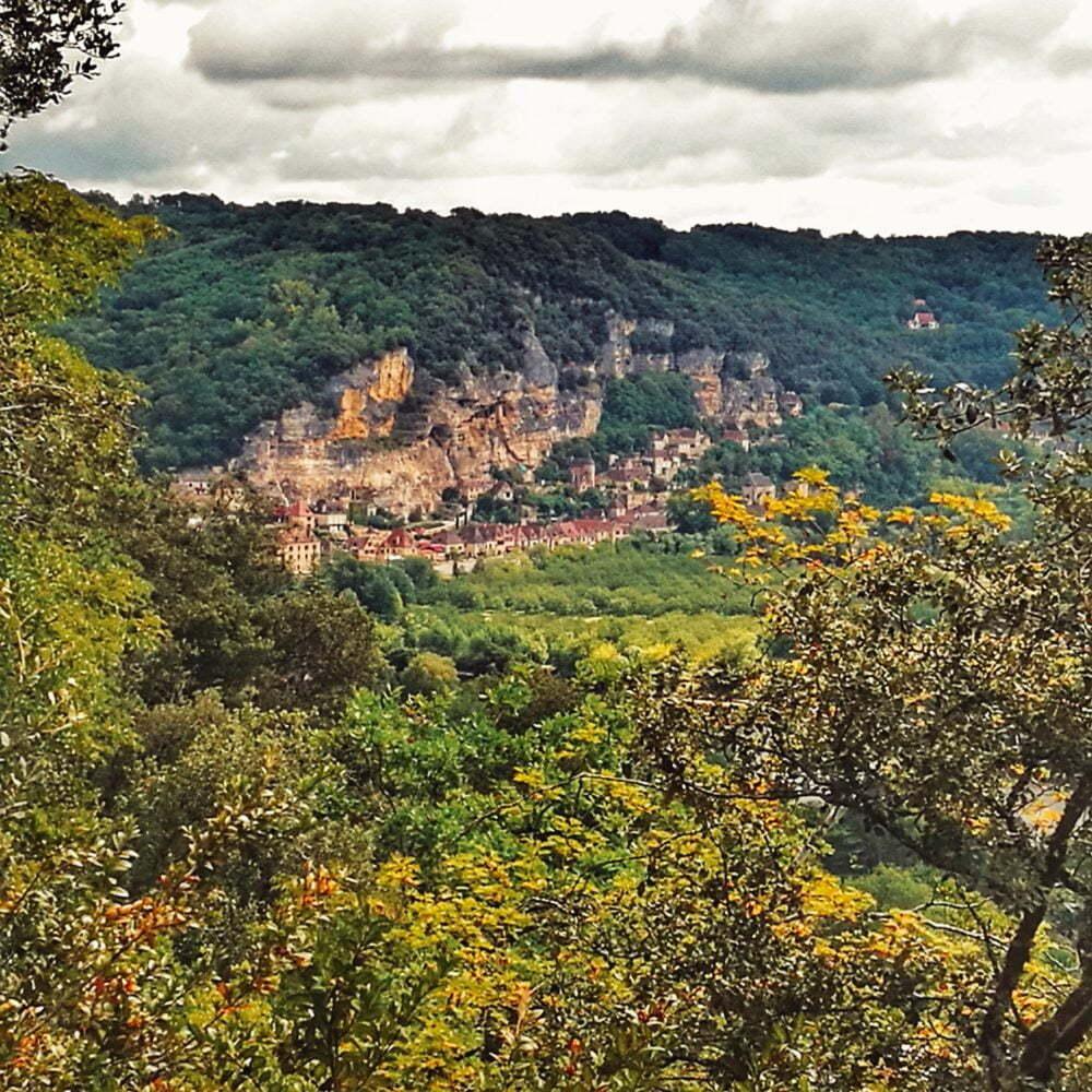 Dordogne à voir: les jardins de Marqueyssac