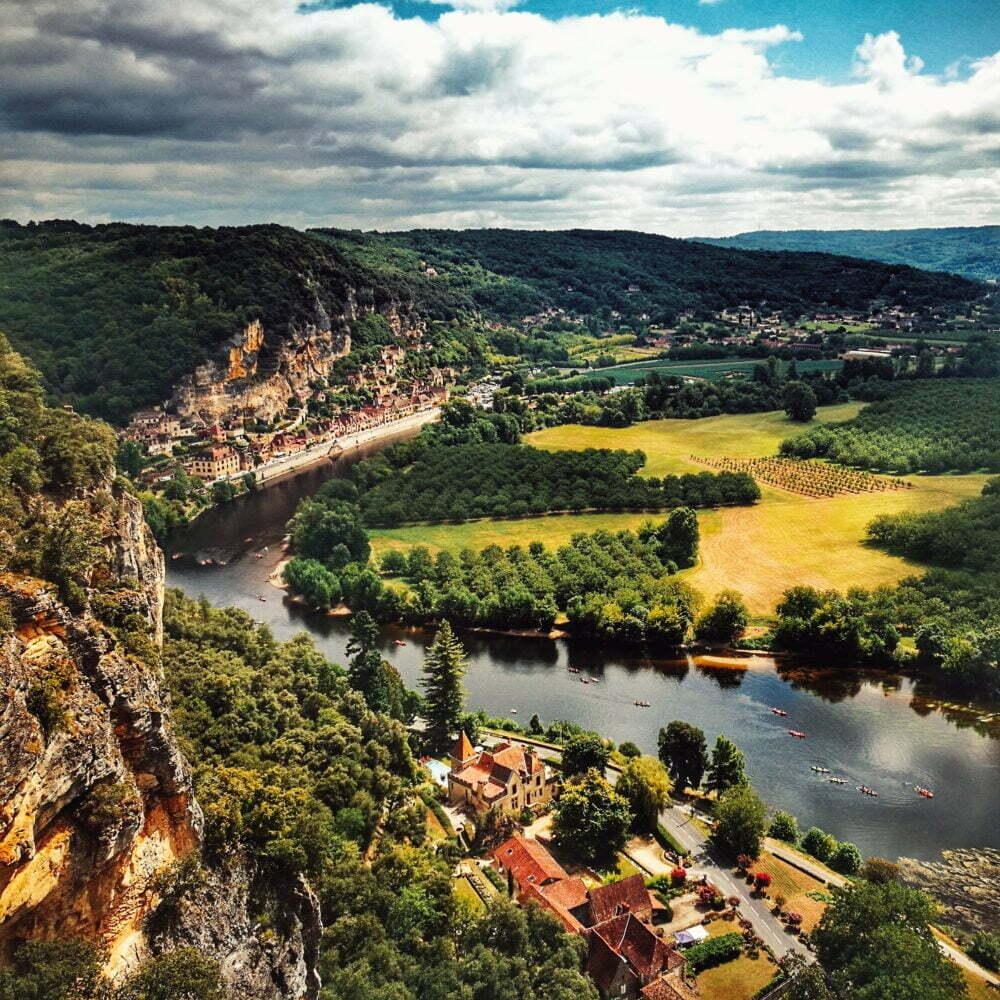 Dordogne und Perigord mit dem Wohnmobil