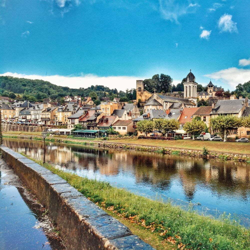 Perigord was zu sehen: Montignac